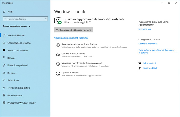How to install Windows 10 21H1 right away