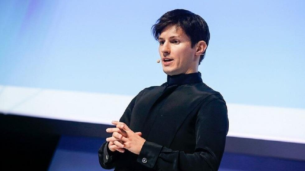 Pavel Durov: