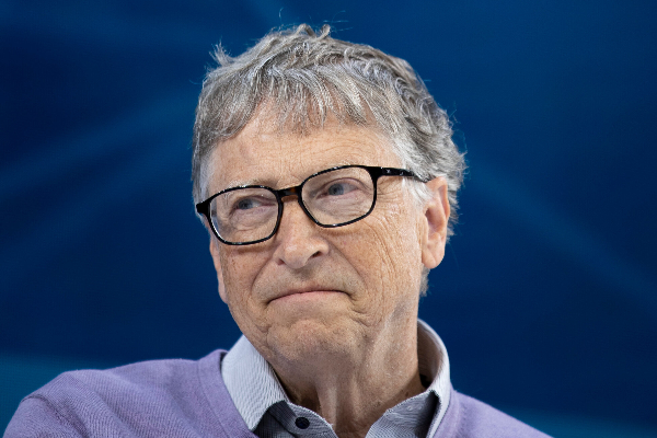 Microsoft CEO breaks silence on Bill Gates' intimacy with an employee