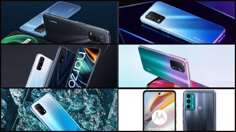 5G smartphones priced under Rs 15,000, find out the features of the top 5 smartphones