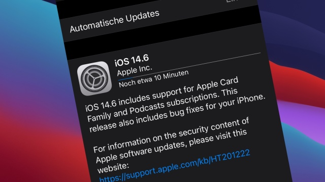 iOS 14.6 is here: all the news for iPad and iPhone