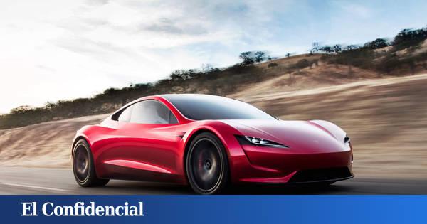 Elon Musk confirms his latest Tesla Roadster craze