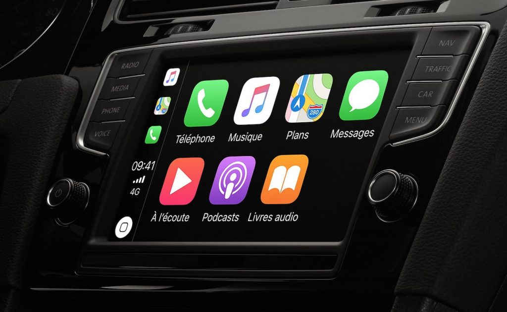 iOS 14.6 a corrigé des bugs de CarPlay, mais pas tous