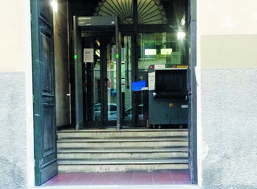 Architectural barriers in the Court, the Municipality unloads in the Ministry of Justice