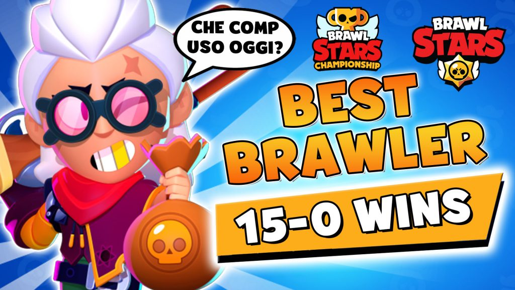 BEST BRAWLERS to use in the May Brawl Stars Championship