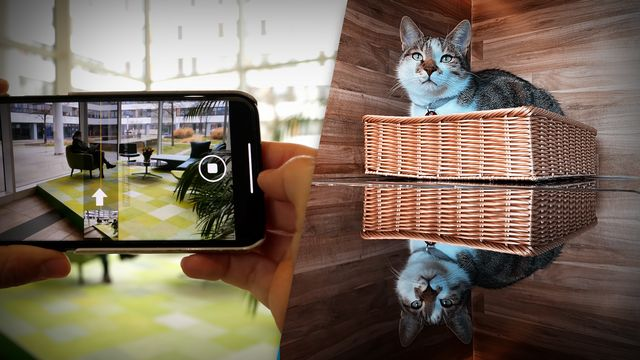 Take professional photos with iPhone and Android