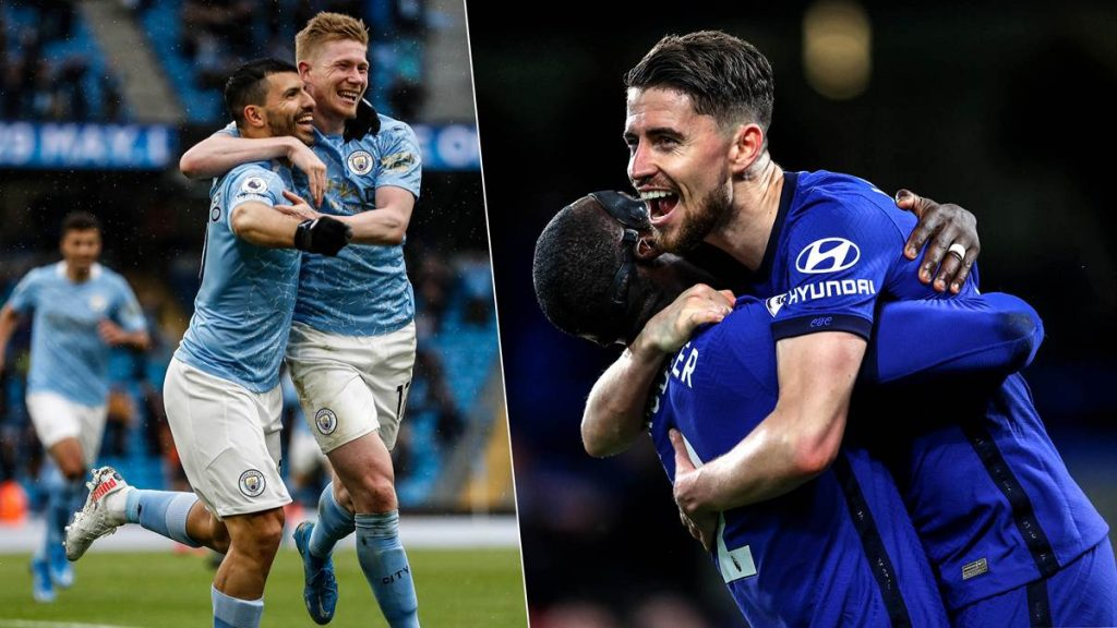 Champions League: watch Manchester City vs. Chelsea FC live on TV and online