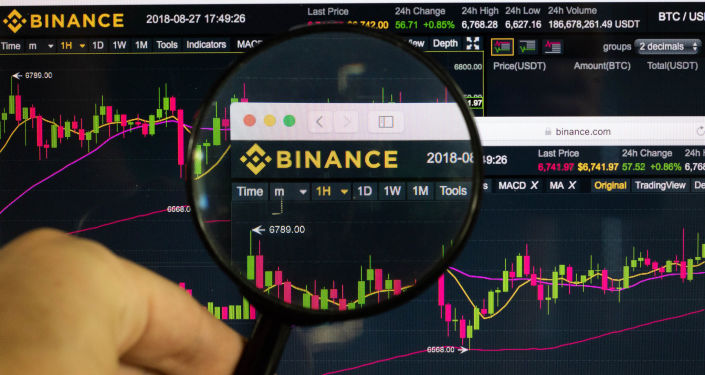 Cryptocurrency exchange Binance temporarily suspends some transactions