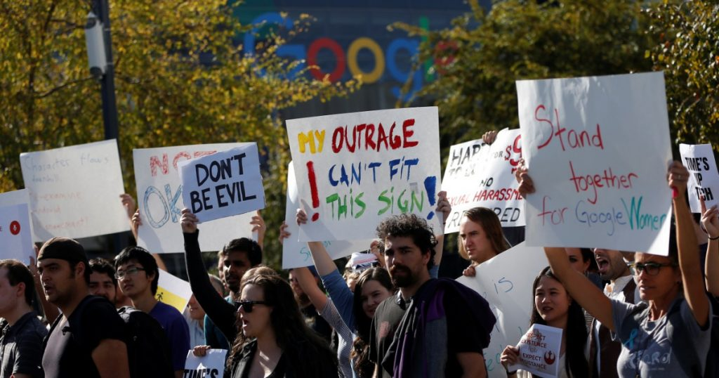 Google threatens to lose its employees if it forces them to return to the offices