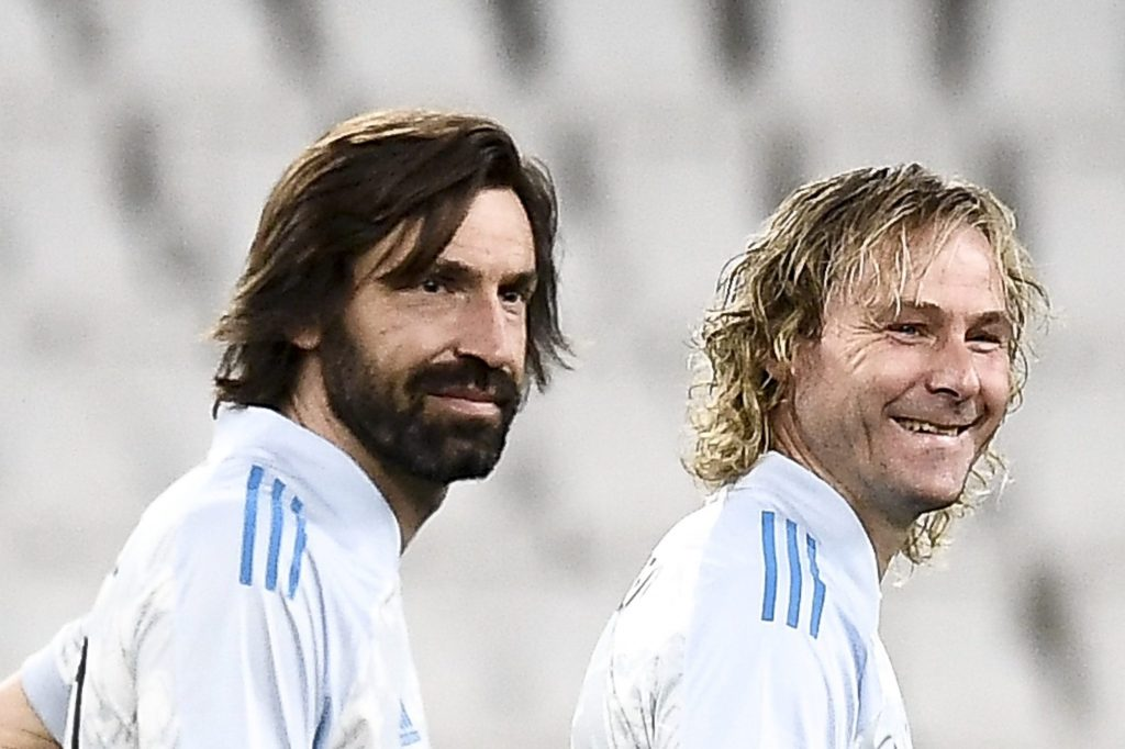 Juventus does not discharge Pirlo: possible financial support