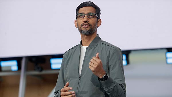 Open Internet is very important ... in addition to respecting local laws ... Sundar Pichai Palich Talk |  What Google's Sundar Pichai Said About India's New Digital Rules