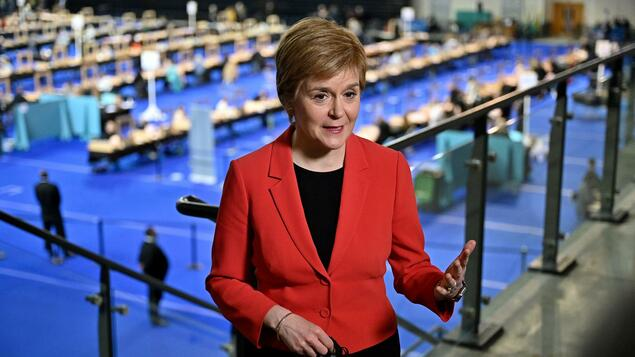 """Scottish National Party loses absolute majority: """"Scexit"""" has to wait - politics"""
