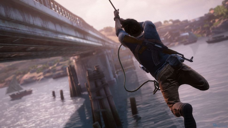 The success of PS4 Uncharted 4 could go to PC