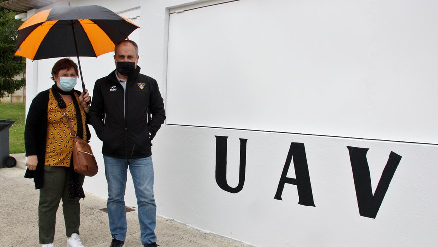 Vic-Fezensac.  David Mercier, President of UAV Rugby: Stability of the Game