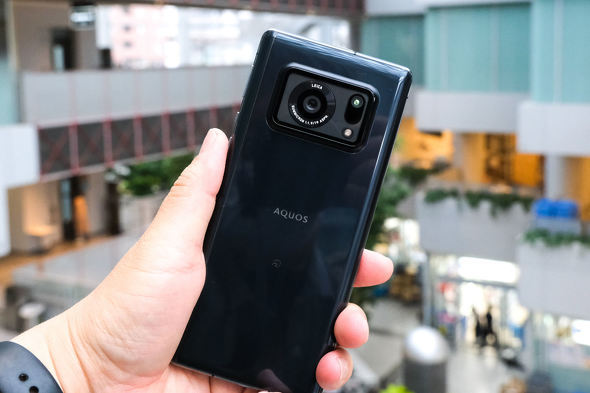"""What's so amazing about the 1-inch sensor camera that the real """"AQUOS R6"""" touches?  (ITmedia Mobile) - Yahoo!  News"""