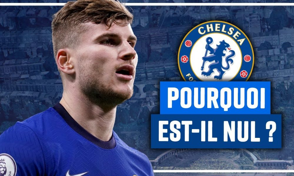🇩🇪 Why will Werner end up winning at Chelsea?  - Pause foot