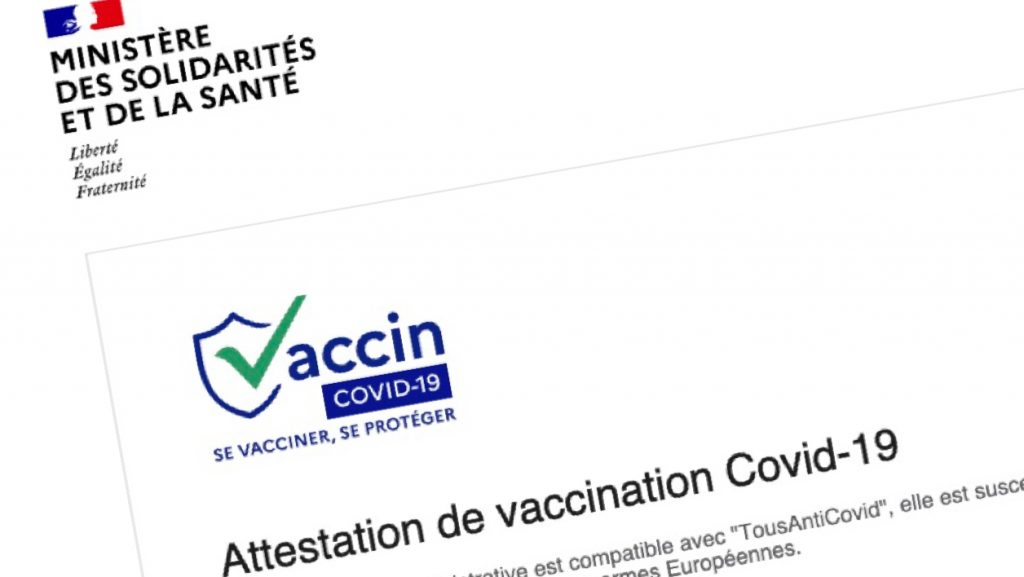 how to download your vaccination certificate