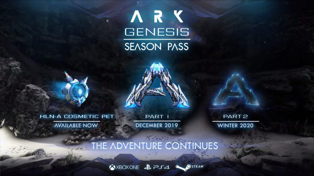 "ARK: Survival Evolved Gets Big Updates With ""Genesis"""