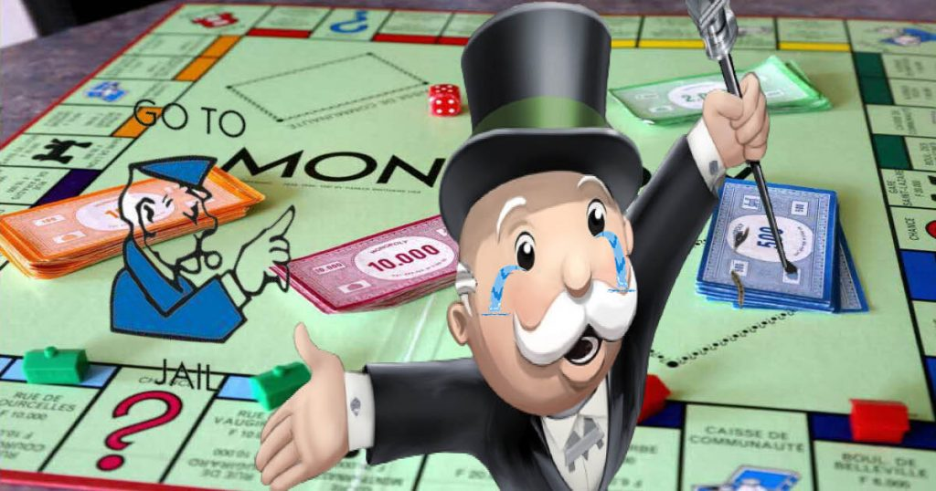 Your childhood monopoly may soon be just a memory