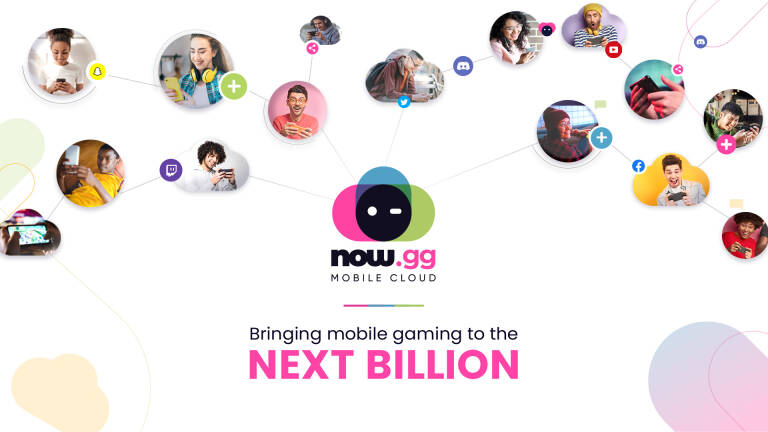 now.gg: the cloud revolution arrives in mobile games