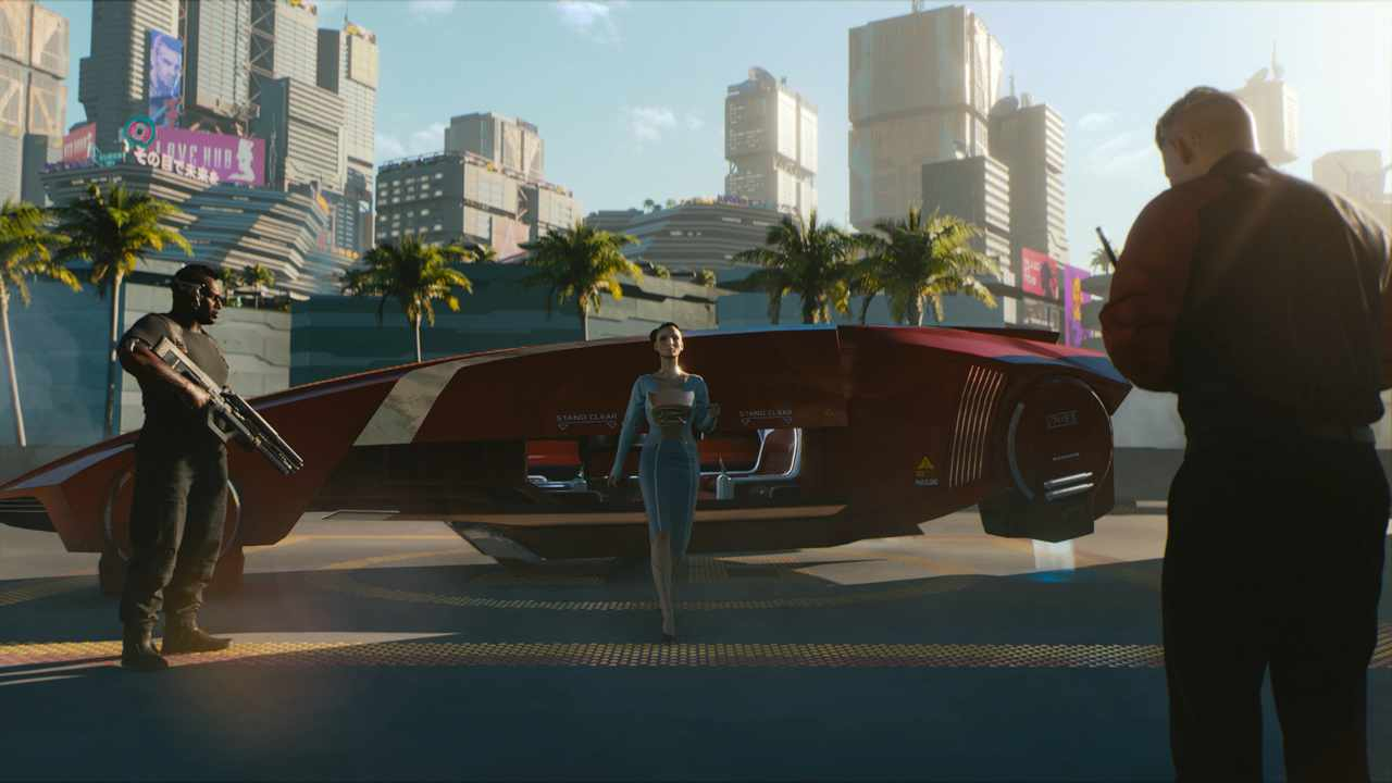 Cyberpunk 2077, CD Project Red still believes in multiplayer