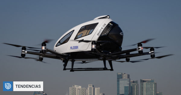 Flying cars closer and closer thanks to experiments with lithium-ion batteries |  Technology