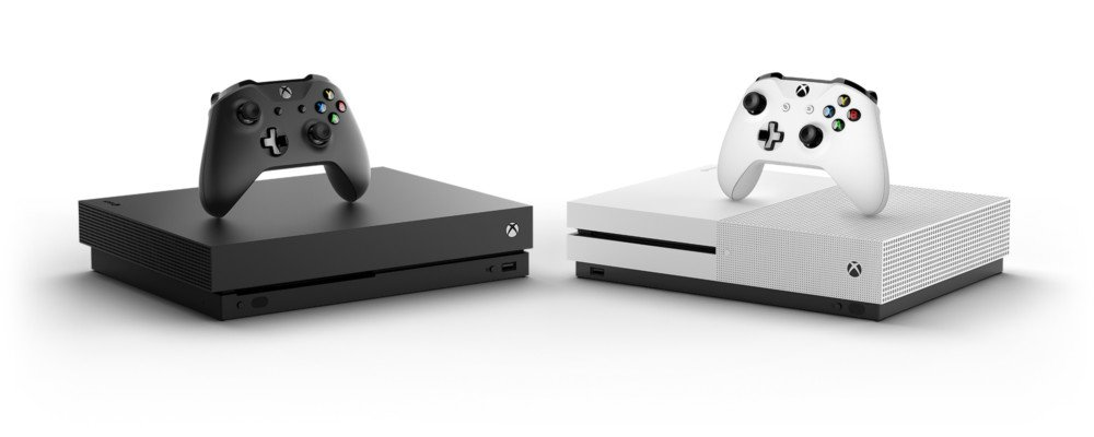 Xbox One S and Xbox One X could access xCloud