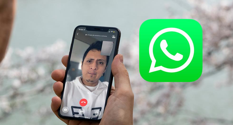 WhatsApp |  How to blur background of your video calls |  Portrait mode |  Applications |  Apps |  Camera |  iOS 15 |  iPhone |  Smartphone |  United States |  Spain |  Mexico |  NNDA |  NNNI |  SPORTS-PLAY