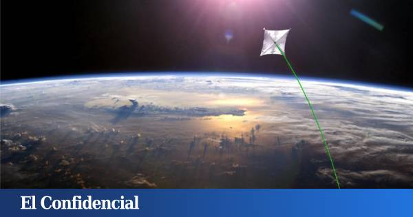 The laser thruster with which we can reach Alpha Centauri in just 20 years