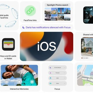 iOS 15 wants to help you focus on what really matters
