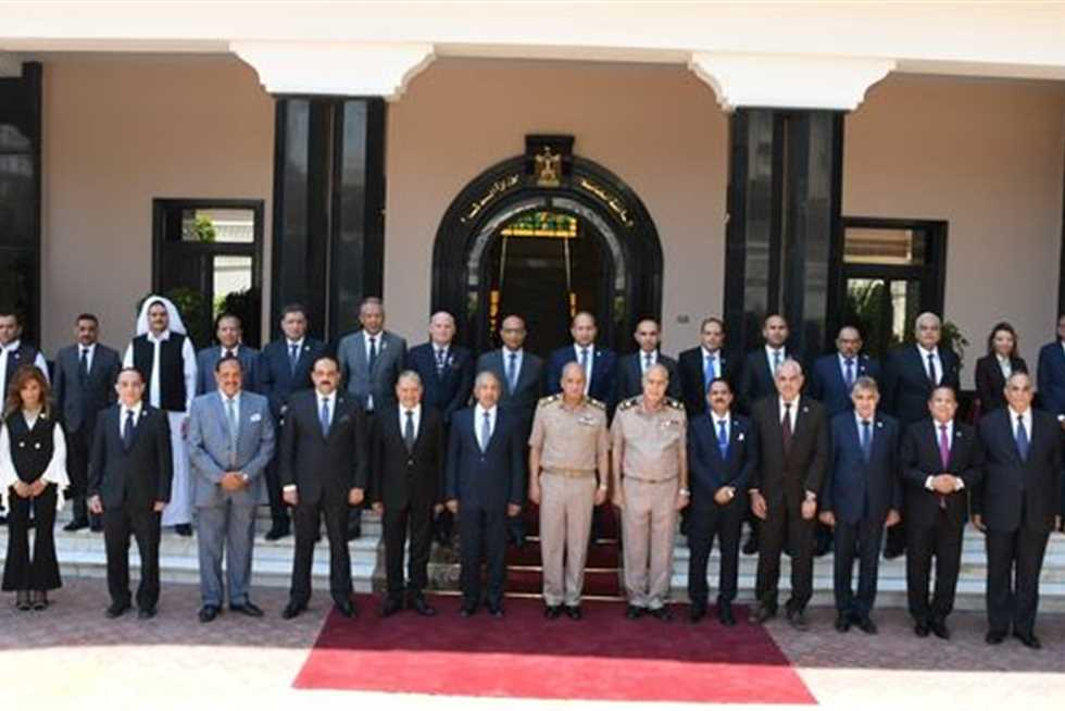 Defense Minister: The armed forces are ready to carry out all tasks to preserve Egypt's national security.