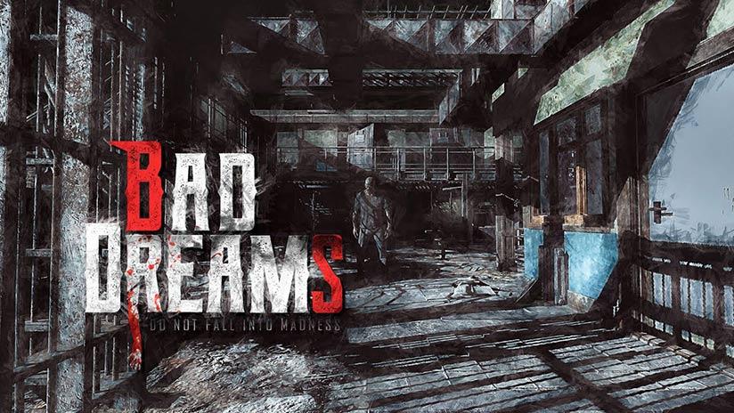 Bad Dreams : Le cauchemar s'annonce sur PC VR, Oculus Quest et PSVR 2