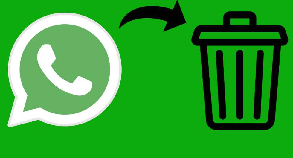 WhatsApp: how to delete all app downloads |  Android |  iOS |  iPhone |  Applications |  Apps |  Smartphone |  Cell phones |  Viral |  Trick |  Tutorial |  United States |  Spain |  Mexico |  Colombia |  Peru |  nnda |  nnni |  DATA