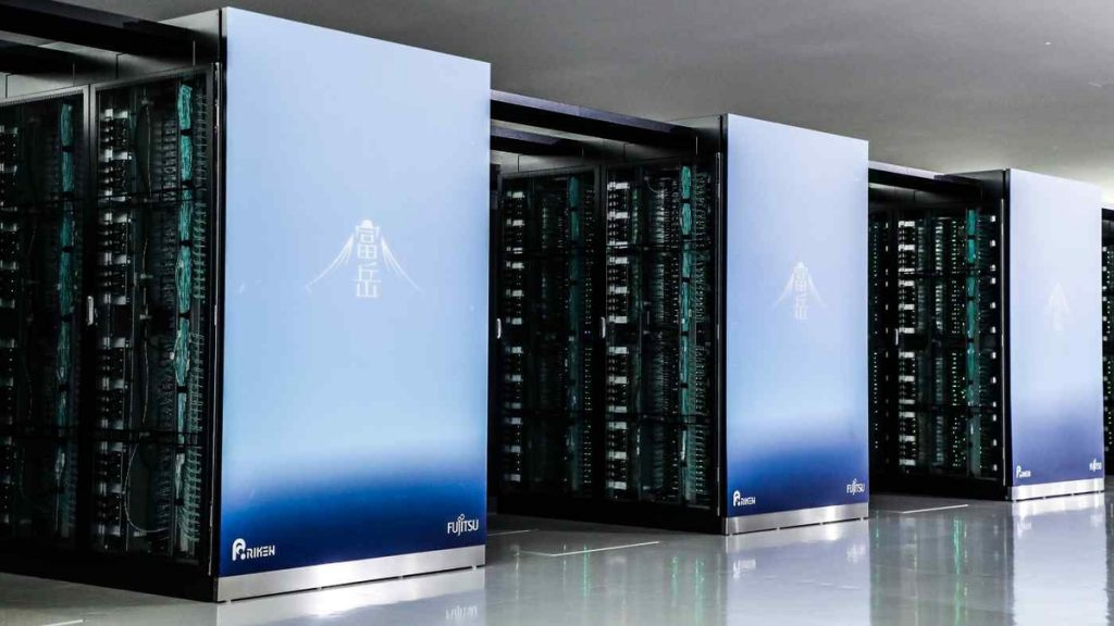 Japan has the most powerful supercomputer in the world