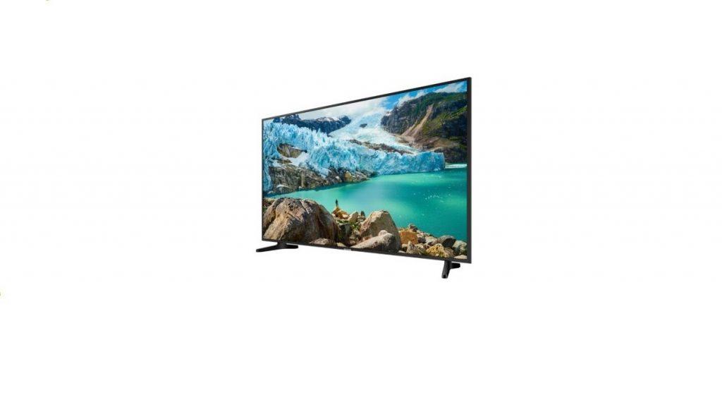50-inch Samsung 4K TV for less than 700 euros