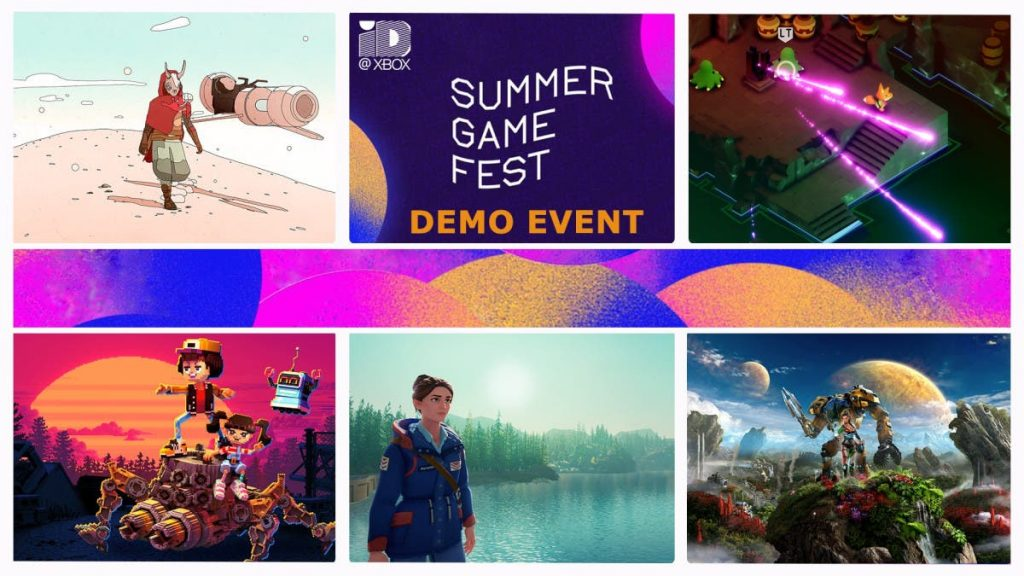 More than 40 demos of Xbox games will be available for download on Tuesday, including Tunic and Sable!     Xbox one