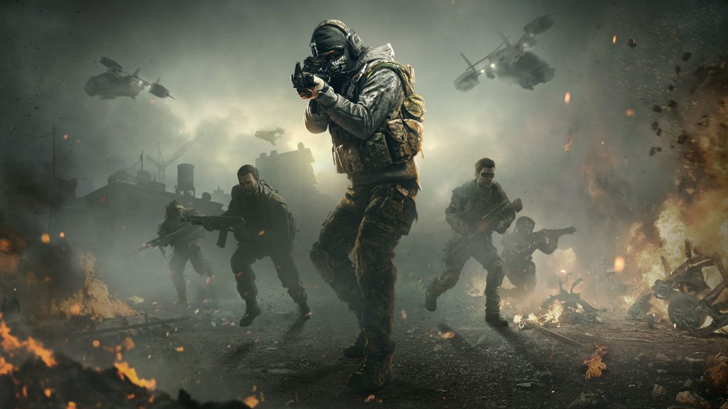A new Call of Duty in development for iPhone