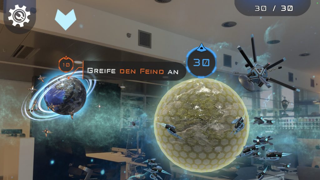 Instead of € 3.49 for free: action-packed sci-fi game for fans of Trekkies and Star Wars