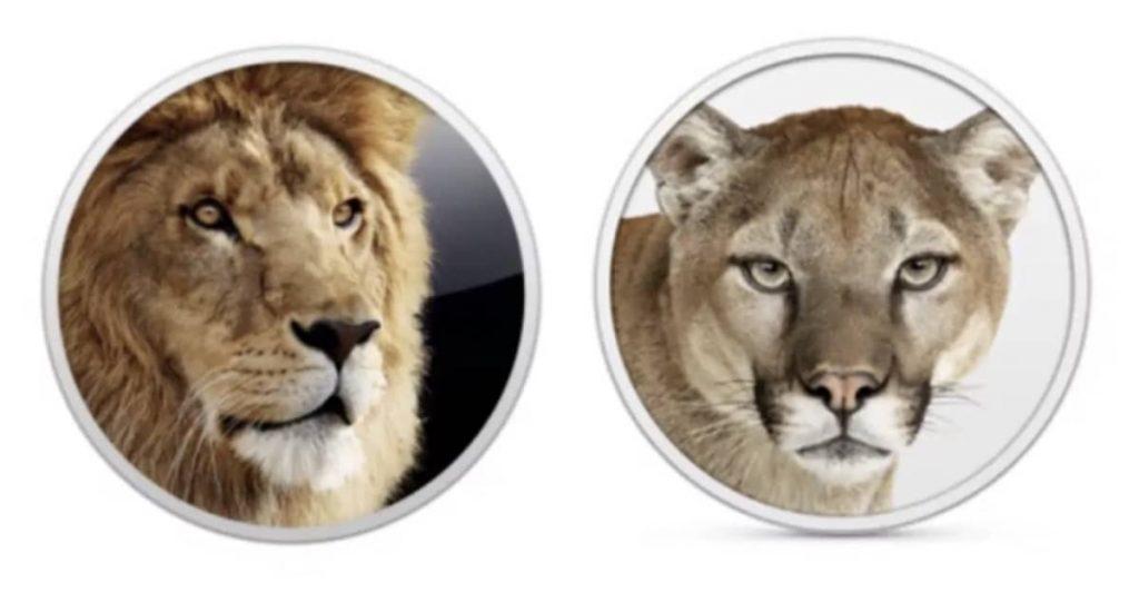 Télécharger OS X Lion, Télécharger Mountain Lion