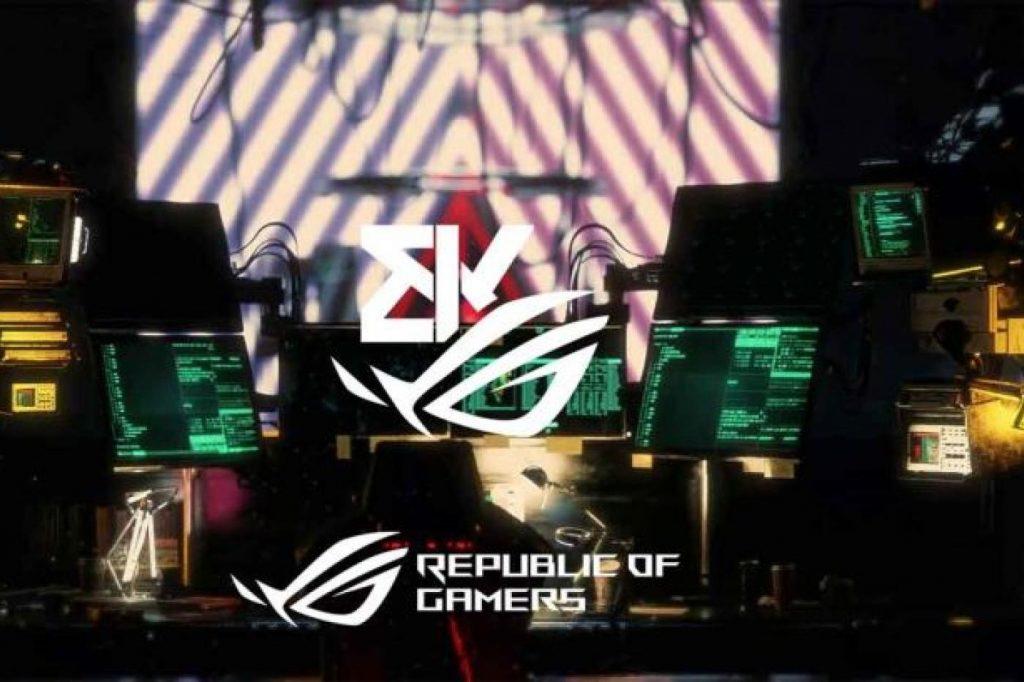 Logo du club Bunker ROG Esports