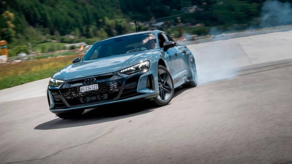 Audi e-tron GT and RS: a surge of power