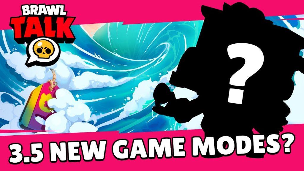 BRAWL TALK Jurassic Splash tomorrow at 6pm on Youtube!