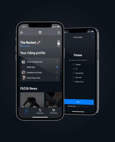 FAZUA application - eBikeNews