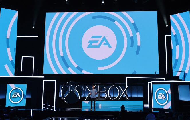 Presented by Electronic Arts at E3, June 11, 2017, in Los Angeles.