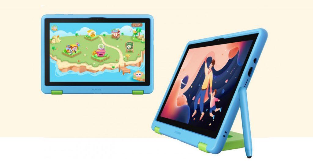 Huawei MatePad T 10 Kids Edition este o nouă tabletă, una pentru copii cu vârste mici si foarte miciAm mai auzit de tablete special create pentru cei mici sau pentru elevi, dar e prima oară când vedem o tabletă promovată drept ideală pentru copiii cu vârste mici şi foarte mici. E vorba despre Huawei MatePad T 10 Kids Edition, care tocmai a debutat