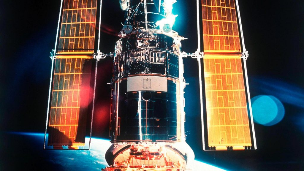 Hubble Space Telescope Out of Service Due to Computer Breakdown