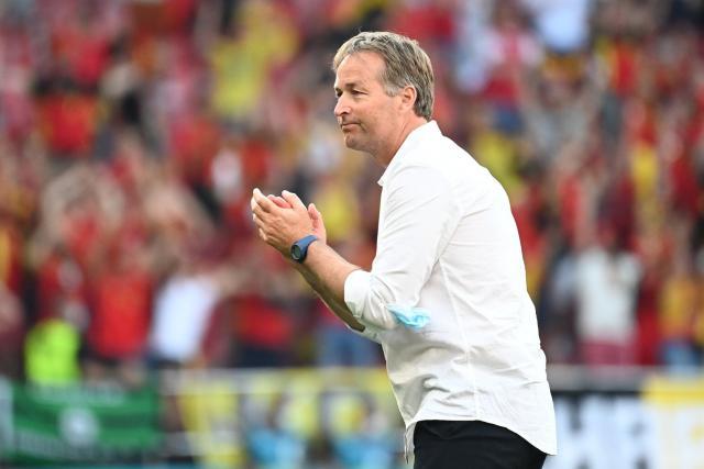 """Kasper Hjulmand (Denmark): """"We trust our game"""""""