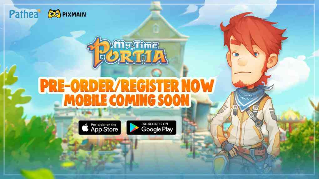 My Time at Portia Pre-Orders