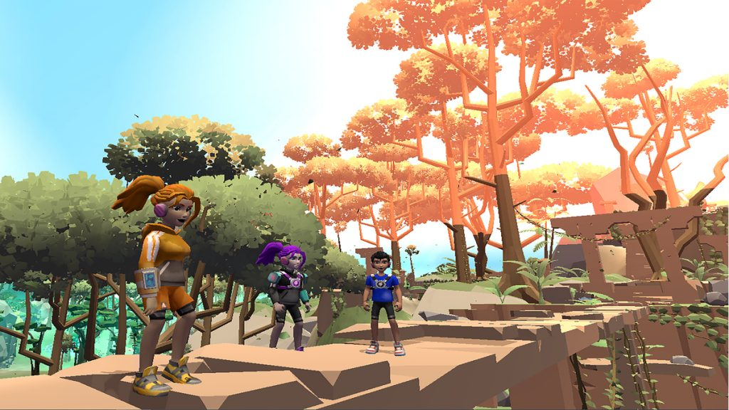 New MMO for Kids, NEO 2045 Now Available in Open Beta