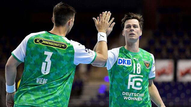 Clear 32:20 against Coburg: Füchse Berlin win fifth game in a row - sport